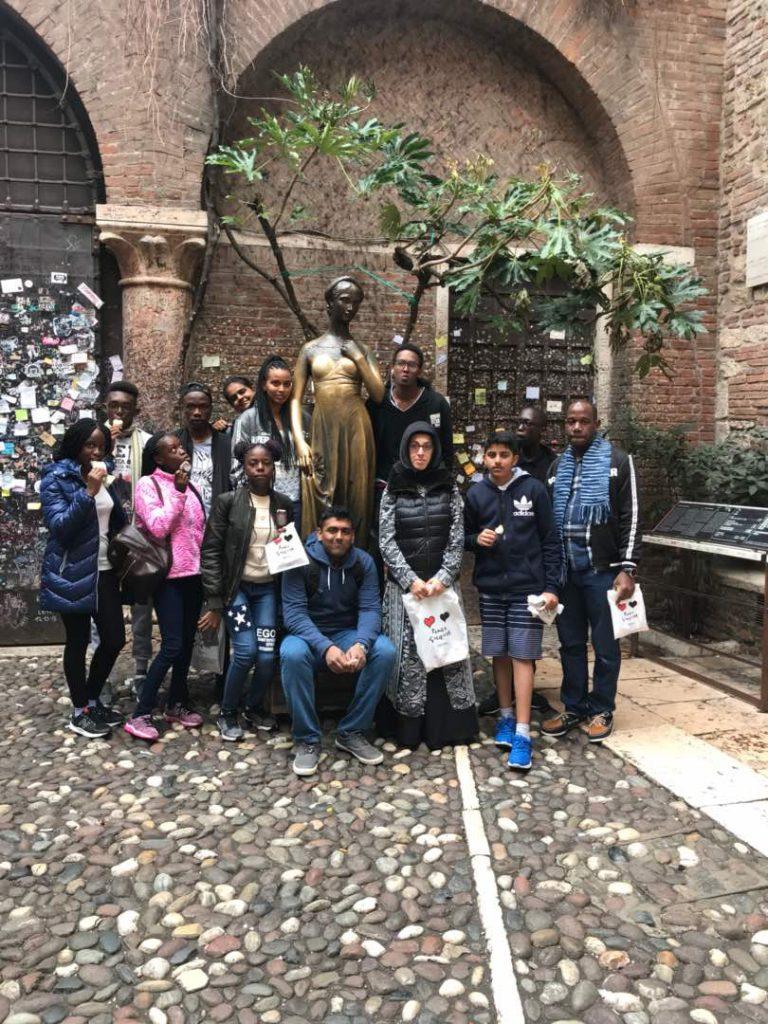 GISU - STUDY TRIP TO EUROPE.