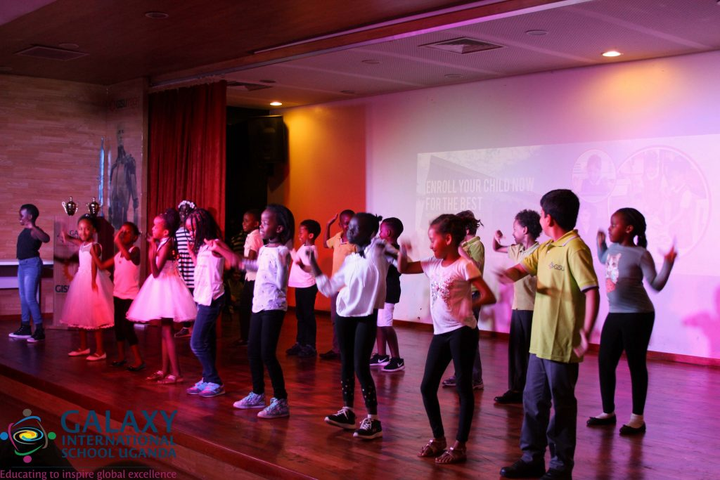 GISU - YEAR 3 A&B ASSEMBLY
