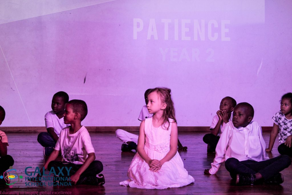 Year 2A&B - PATIENCE