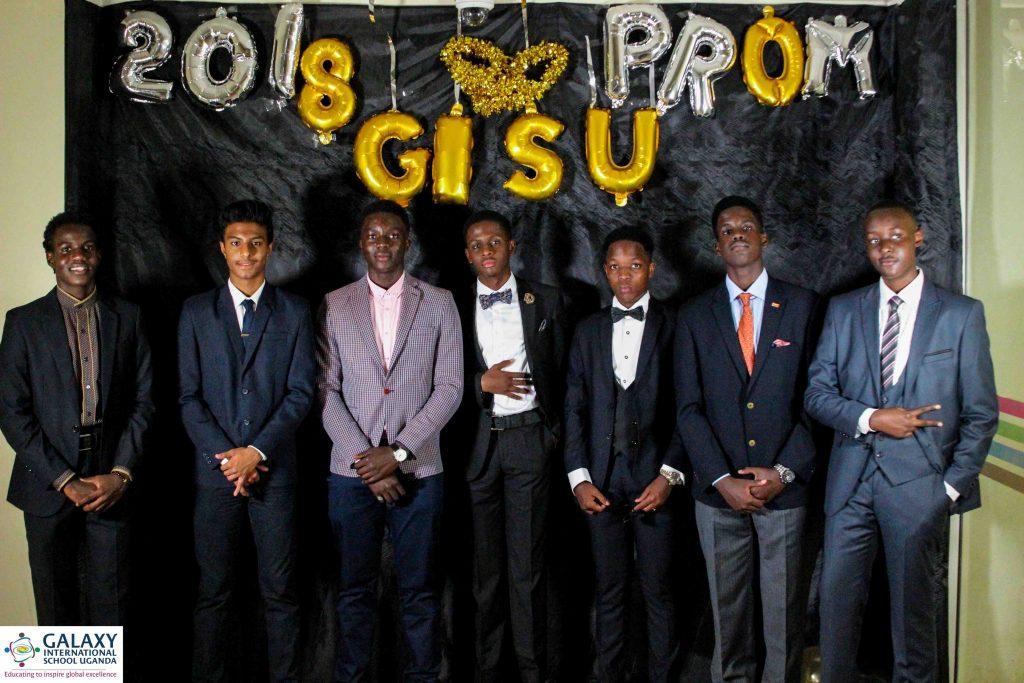 GISU PROM 2018