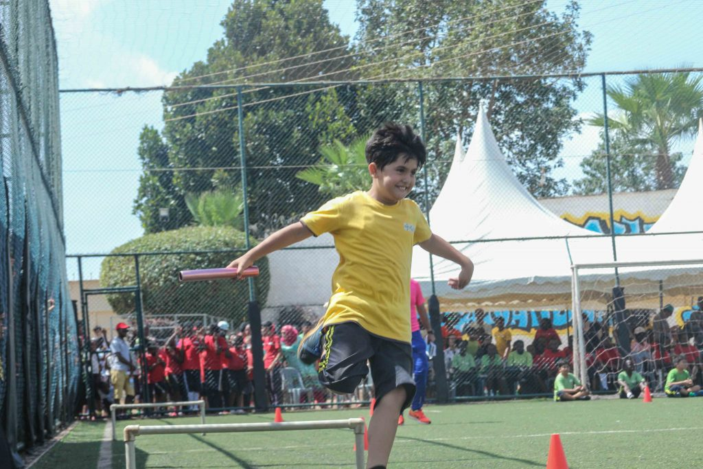 Galaxy International School Uganda Sports Day 2019